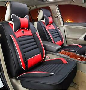 Leather Car Seat Cover for all cars Front & Rear Seats 30 Designs Campbelltown Campbelltown Area Preview