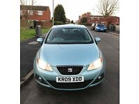 Seat Ibiza 1.4 Petrol 5dr - FULL SERVICE HISTORY -HPI Clear - 2 Previous Owners - AUX Lead Port