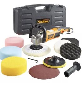 £56 Polisher/sander/buffer kit