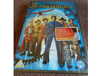 DVD: Night at the museum 2 (unopened)