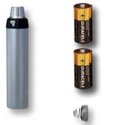 Heine Beta C Battery Handle 145 X 30 Mm Diameter With Bottom Insert X-001.99.118