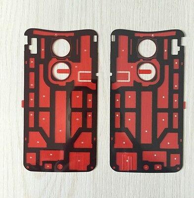 2X Motorola Moto X 2nd Gen XT1097 XT1096 XT1095 Battery Door Back Cover Adhesive