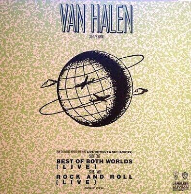 Van Halen Best Of Both Worlds / Rock And Roll Live versions Us Dj