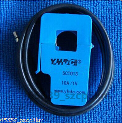 10a Sct-013-010 Non-invasive Ac Current Sensor Split Core Current Transformer