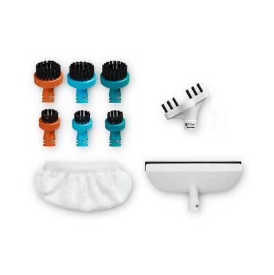 Rowenta Kit Accesorios Cepillos Juntas Vidrio Escoba Vapor Limpiar Steam Multi