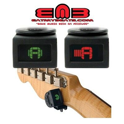 planet waves d 39 addario ns micro headstock tuner pw ct 12 free shipping in usa. Black Bedroom Furniture Sets. Home Design Ideas