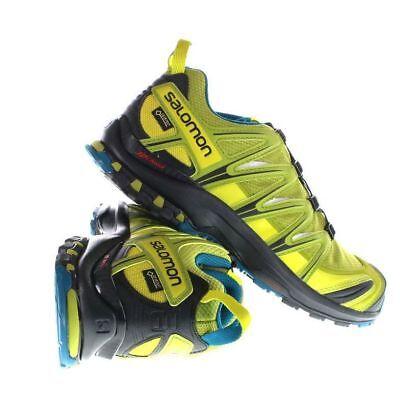 scarpe SALOMON XA PRO 3D GTX® TRAIL RUNNING uomo n. 42 2/3 col. GUACAMOLE