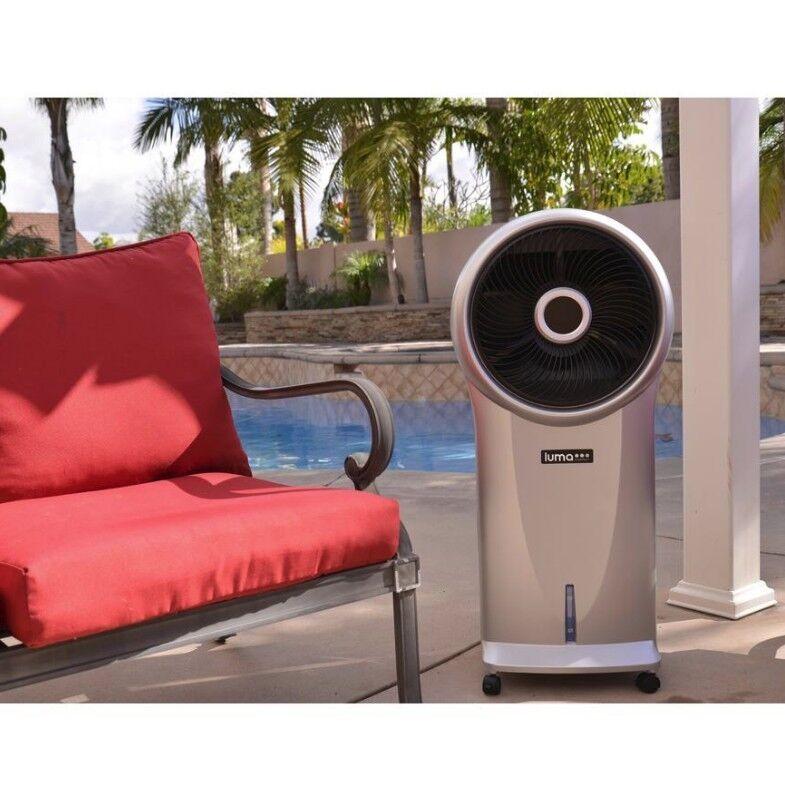 Portable Swamp Cooler Evaporative Air Cooler Oscillating Hum