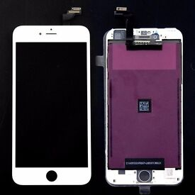 iPhone Cracked Screen Repair New Year BEST SAVER OFFER!iPh 6 £40,iPh 6S £95, All iPAd screens fr£40