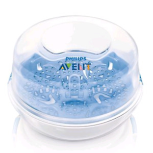 Philips Avent Bottle Sterilizer Microwave Steamer