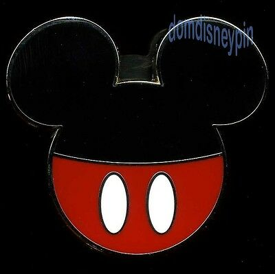 Disney Pin Mickey Mouse *Icon* Mystery Series - Mickey Mouse!