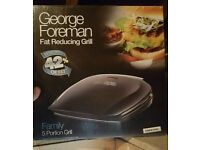 Family size George Foreman Grill