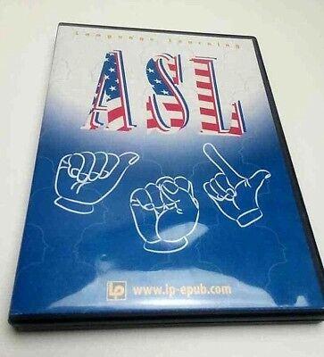 New   Asl American Sign Language Cd Software 2016 Learn Finger Spell Translator