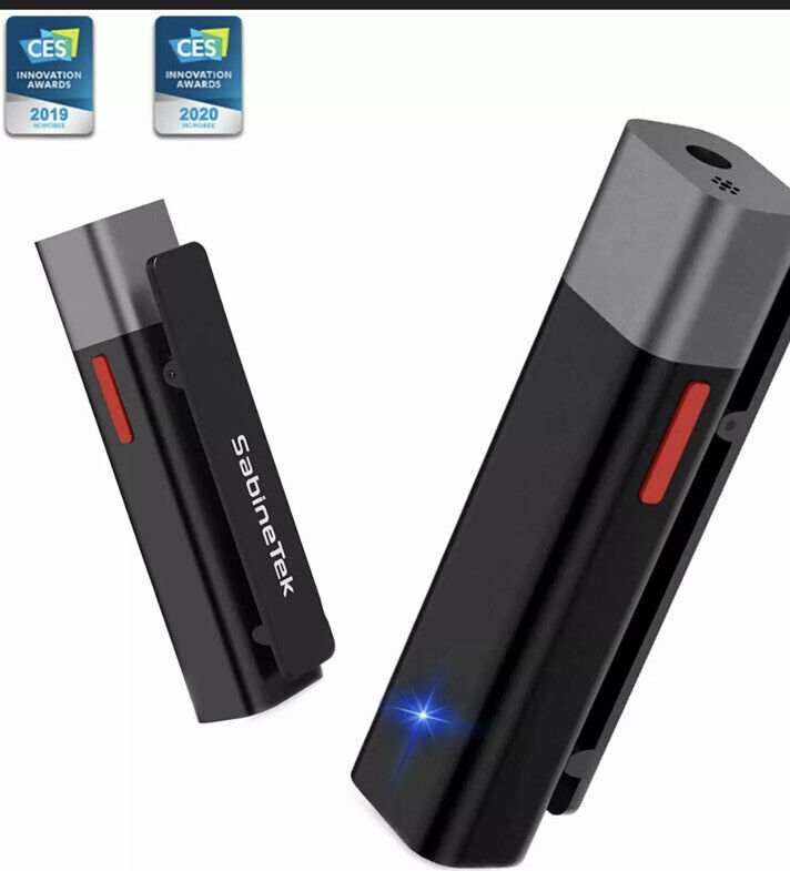 SmartMike+ Wireless Bluetooth Microphone for Content Creators - Pair
