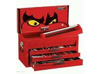 Teng tool box.
