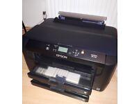 Work Force WF-7110, A3 printer