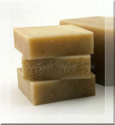 Honey Shea Butter Soap - Oatmeal Milk & Honey Natural Soap Dry Skin Remedy Shea Butter 1 Lg Bar Winter