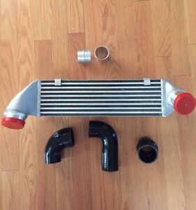 BMW E Series N54 N54 Front Mount Intercooler AMS