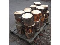 Firewood Logs for Sale - only £1.25 each!