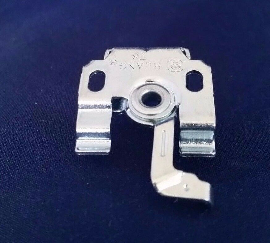 Hidden Metal Mini Blind Brackets Lever Style 2Pack