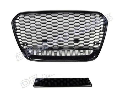 ≥ RS6 Look Grill voor Audi A6 C7 S6 S line Bumper Grille