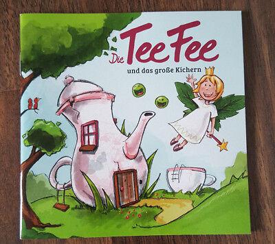 Die TeeFee und das große Kichern 12x12 Kinder Tee Buch Büchlein Damen NEU