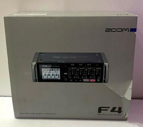 Zoom F4 Professional Field Recorder/Mixer