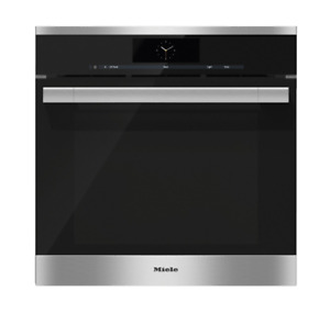 """MIELE DGC 6800-1 24"""" STEAM OVEN WITH FULLY-FLEDGED OVEN FUNCTION"""