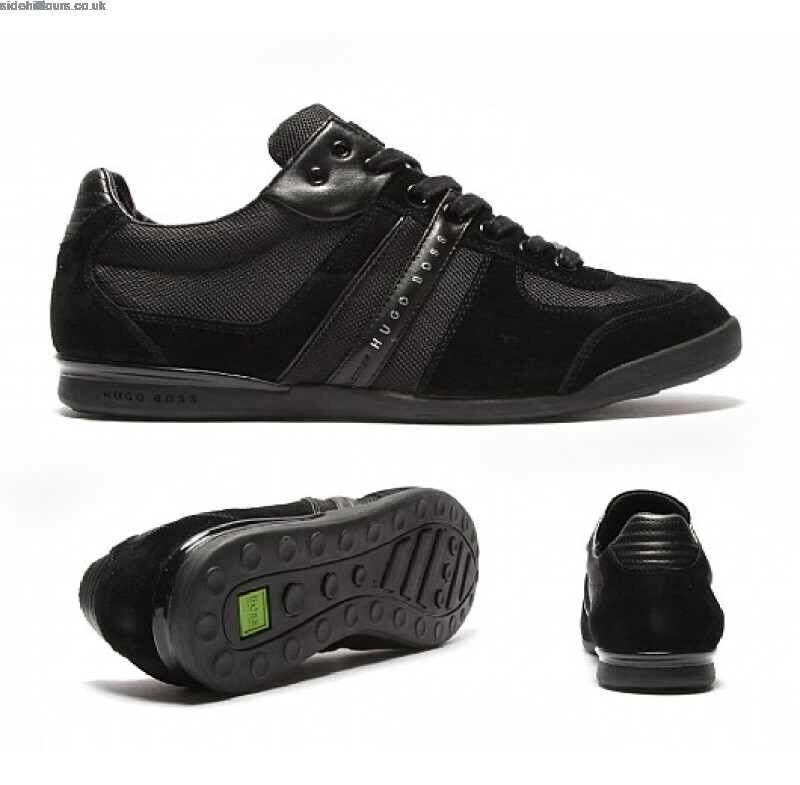 Hugo boss akeen trainers size 9
