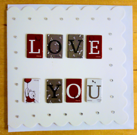 Handcrafted Card Bundle of Three