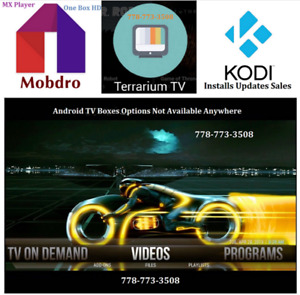 Android TV Fire TV Xbox One Kodi Update Firmware Update Fix