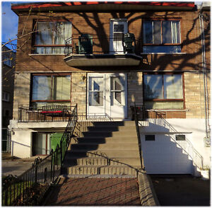 Duplex Montreal North Family Neighbourhood call for a visit!