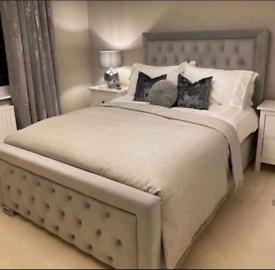 Brand New Monacan bedframes and mattresses