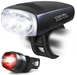 CycleTorch Rear Taillight - Red LED 3 Modes