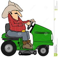 Lawn Mowing Customers wanted 636-1947 Dale, Free quotes.