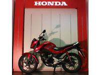 Honda GLR125 CB