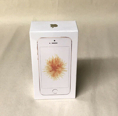 Label New! Apple iPhone SE 32GB Smartphone Gold (Sprint) - A1723 - MP8R2LL/A