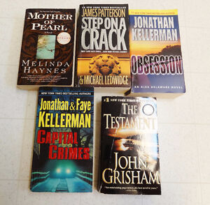 Books for sale. (lot)