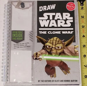 Star Wars The Clone Wars Learn to Draw Step by Step Instruction