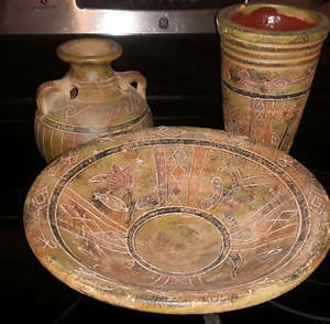 Home Creations Tribal/ African Pottery