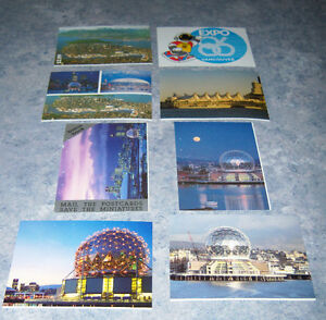 Expo 86 Postcards Kingston Kingston Area image 3