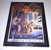 Shadowrun 2nd Edition (1992) Hardcover Rold Playing Guide Ottawa Ottawa / Gatineau Area Preview