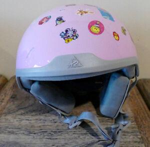 Girls Ski Helmet