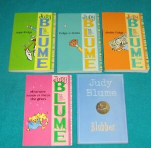 Judy Blume Book Collection
