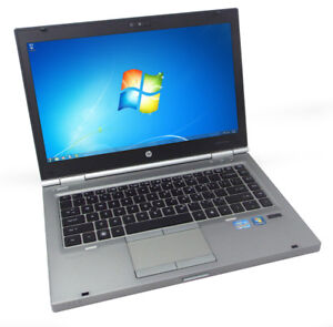 Core i5_HP EliteBook 8460p Laptop_2.50ghz_4gb_120 SSD_Cam_DVD_BT