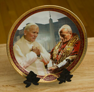 John Paul II Holy Plate / Jean Paul II assiette