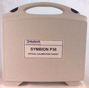 Orbotech SYMBION P36 Optical Calibration Target Cat # 0379556B