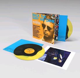 Noel Gallagher's High Flying Birds RSD numbered coloured vinyl