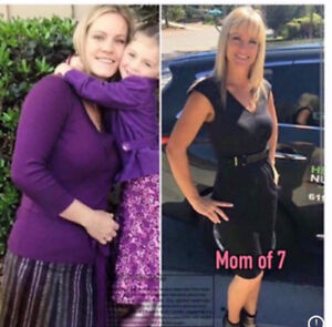 Tina lost 5.4 lbs in a week - still time to start before summer!