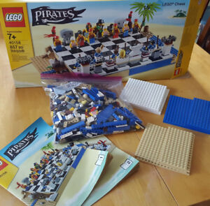 LEGO 40158 - Pirates Chess Set